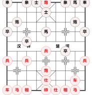 超级简单的纯js 象棋,看一遍你也会写